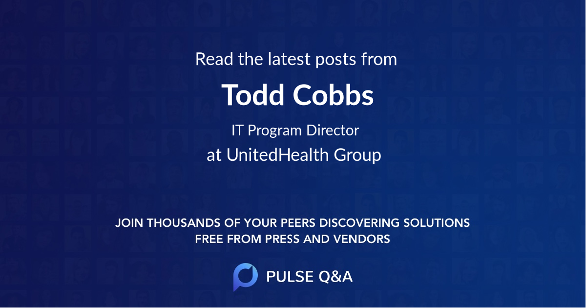 Todd Cobbs