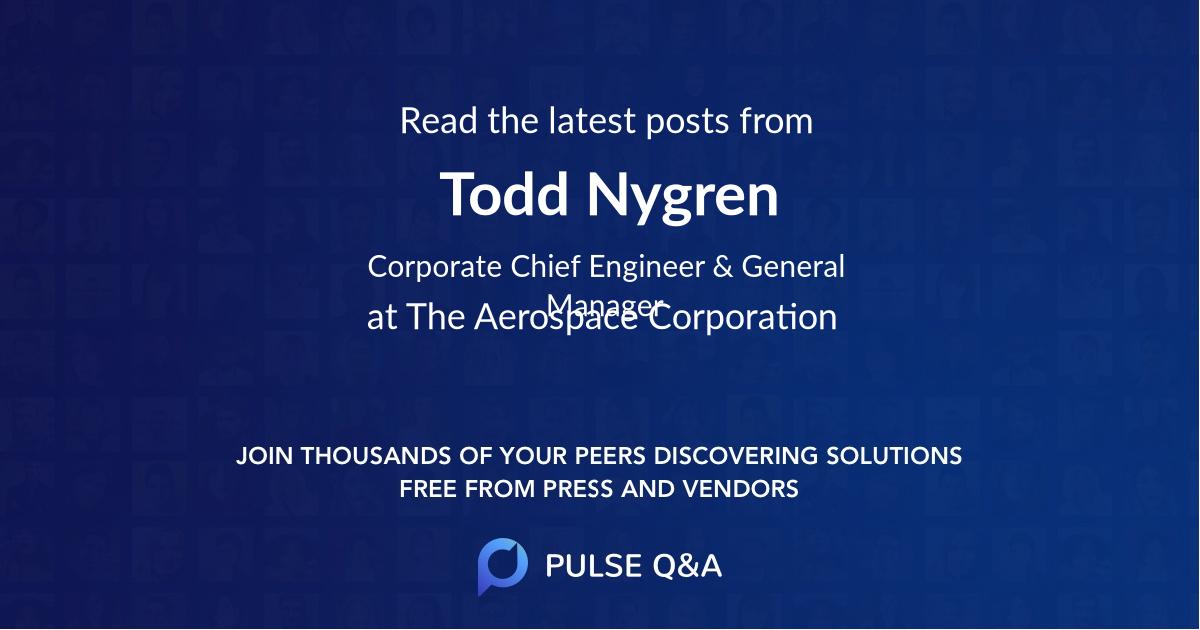 Todd Nygren