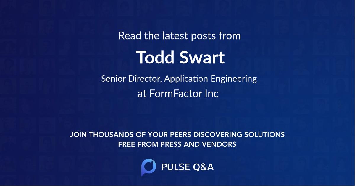 Todd Swart