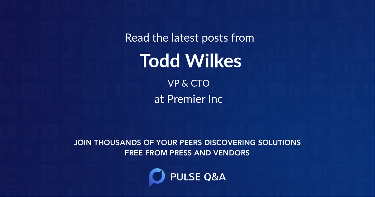 Todd Wilkes