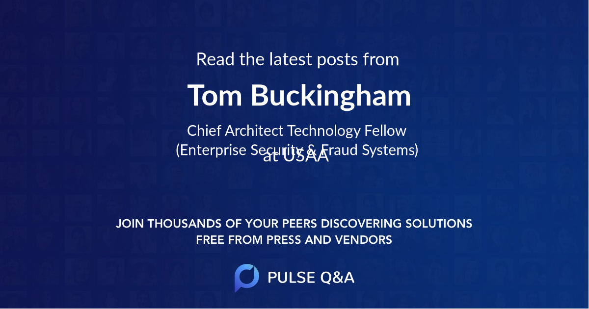 Tom Buckingham