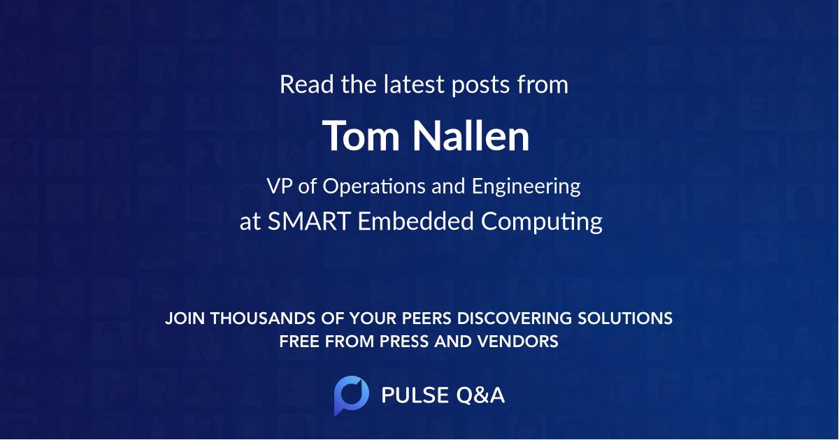 Tom Nallen