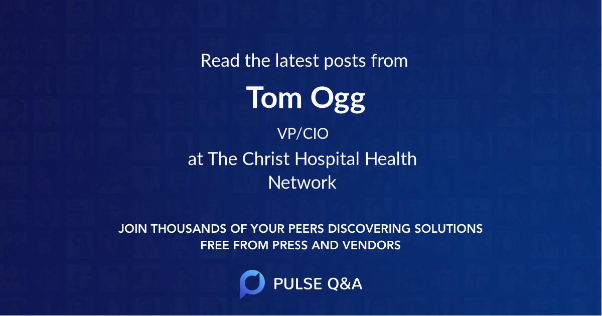 Tom Ogg