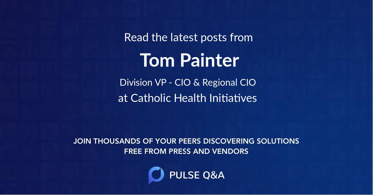 Tom Painter