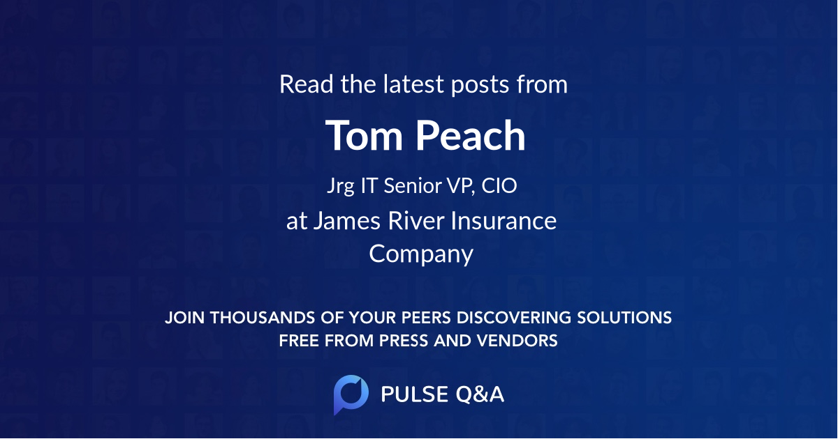 Tom Peach