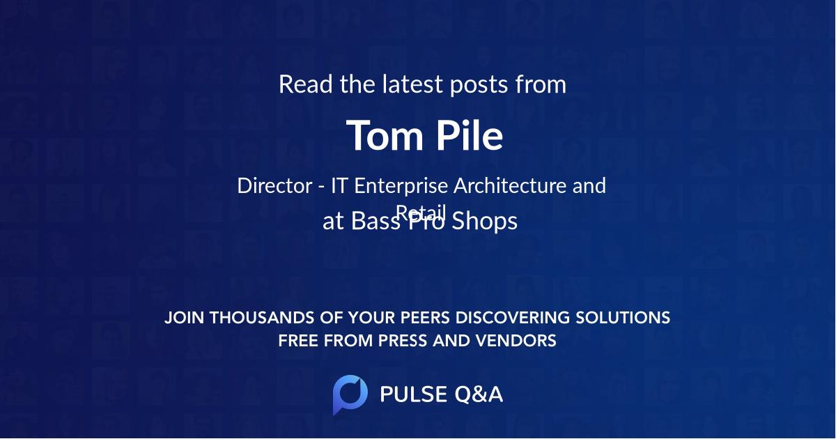 Tom Pile