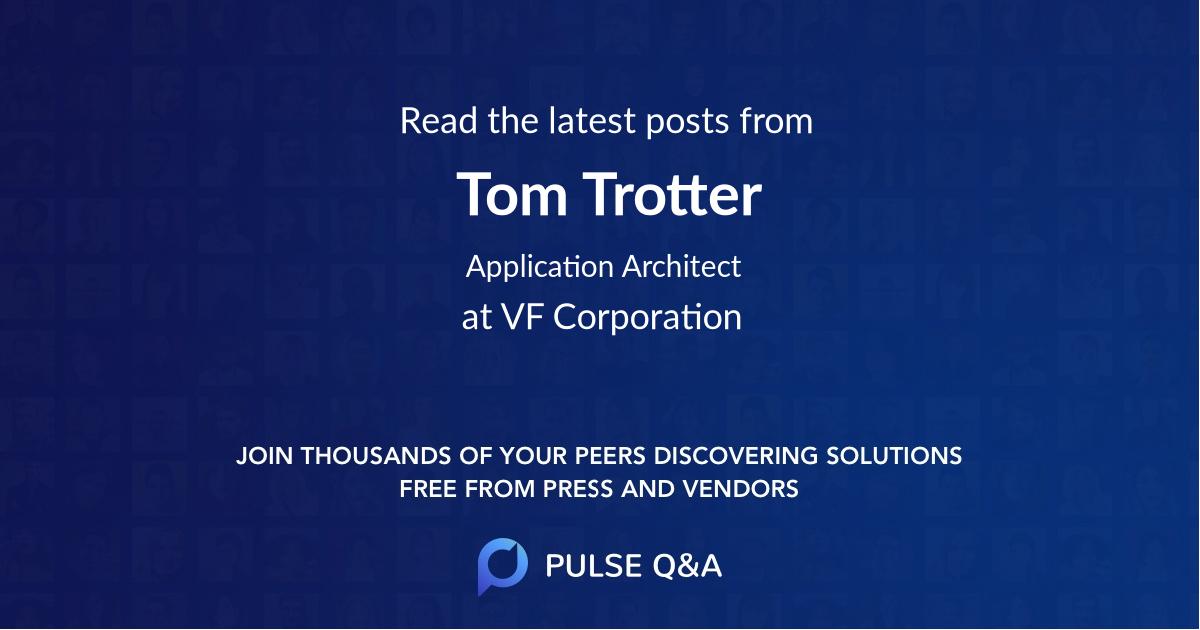 Tom Trotter