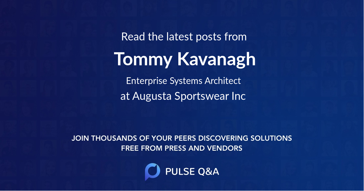 Tommy Kavanagh