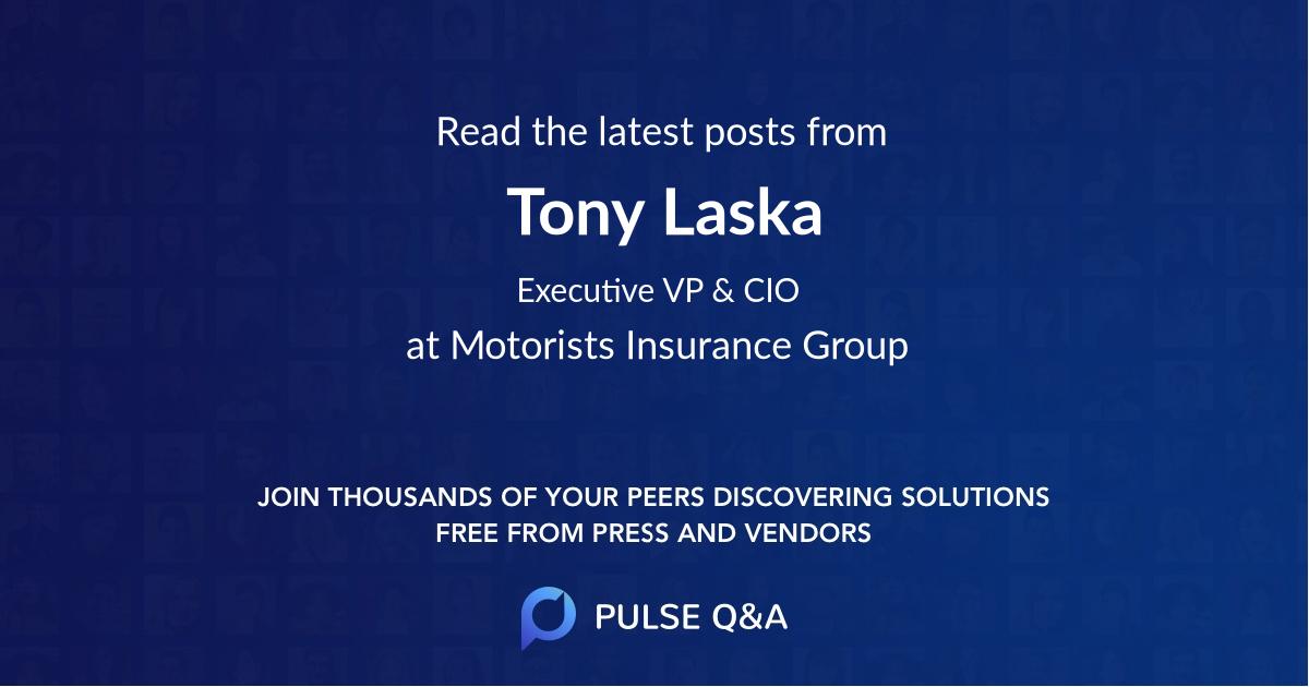 Tony Laska