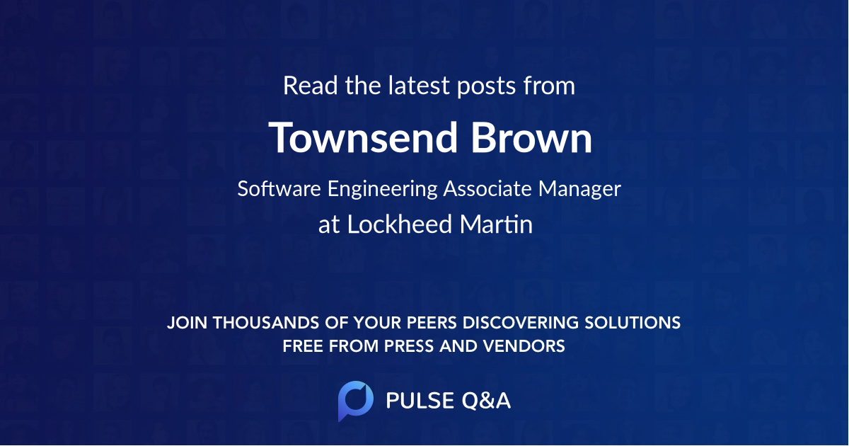 Townsend Brown