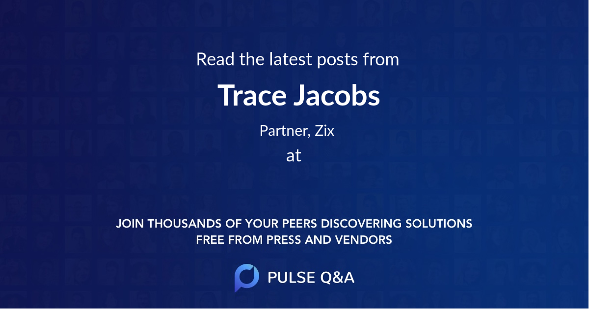 Trace Jacobs