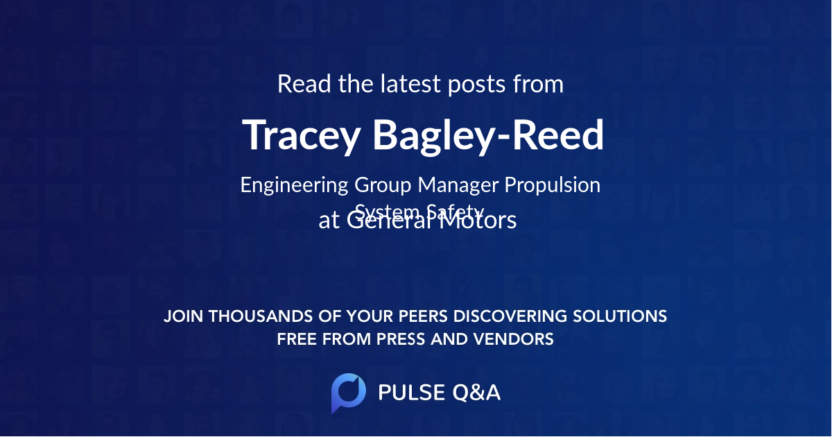 Tracey Bagley-Reed
