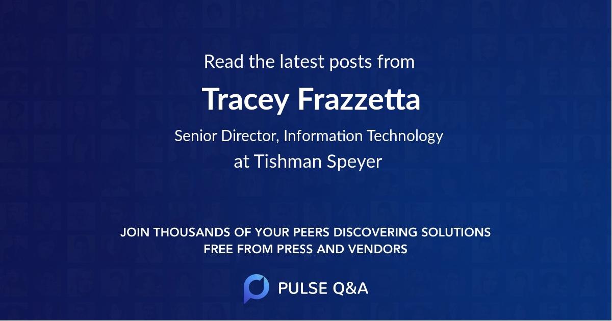 Tracey Frazzetta