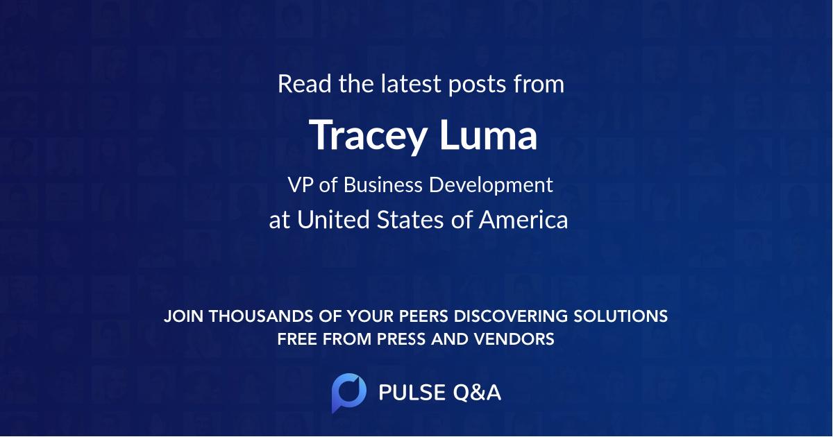 Tracey Luma
