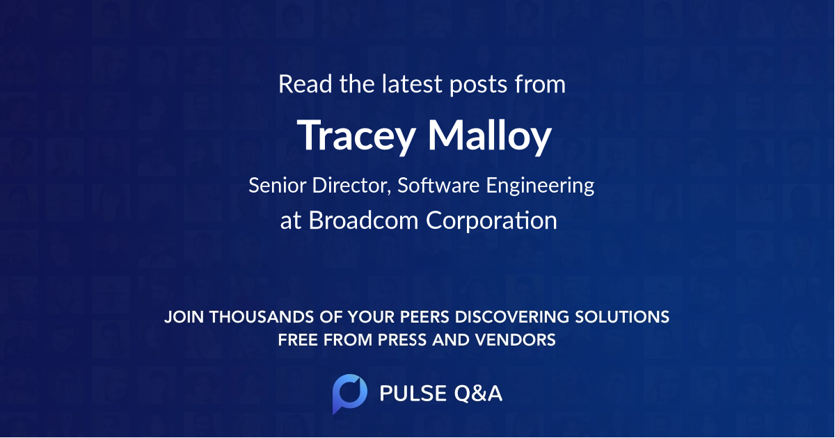 Tracey Malloy