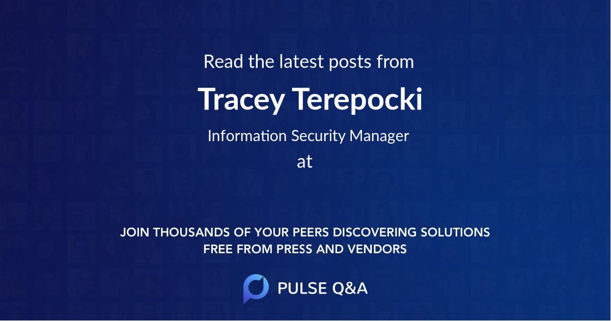 Tracey Terepocki