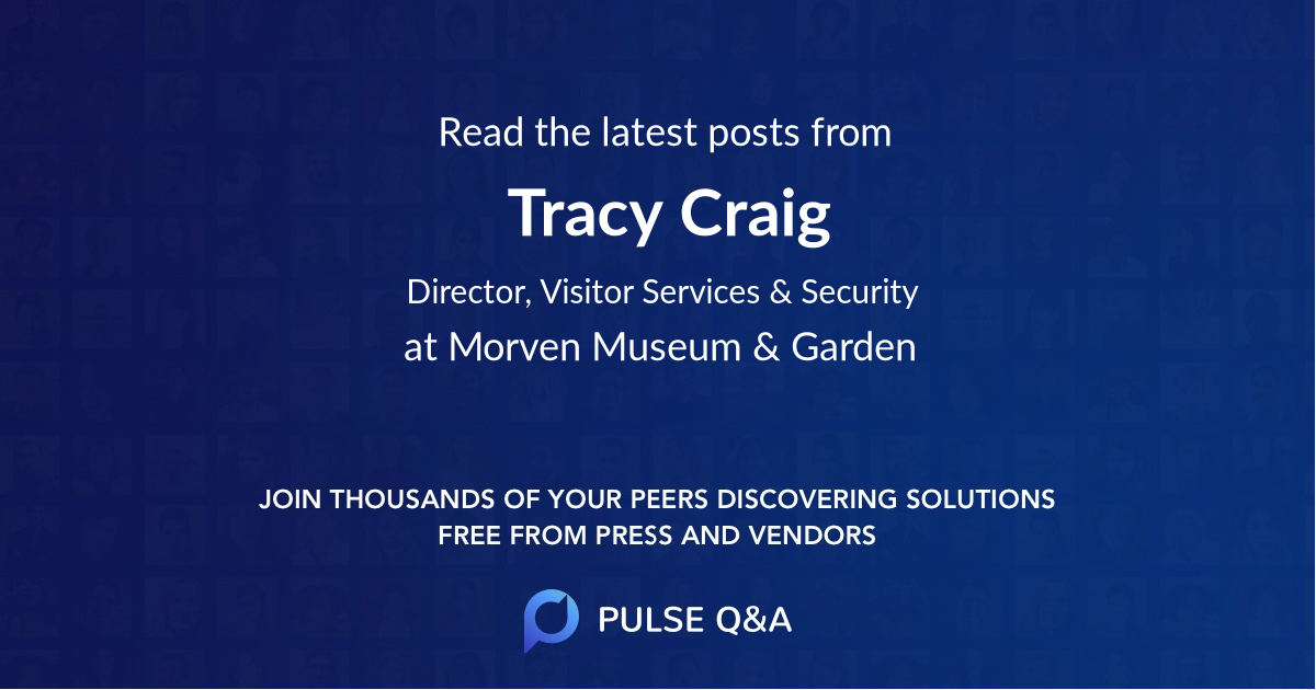 Tracy Craig