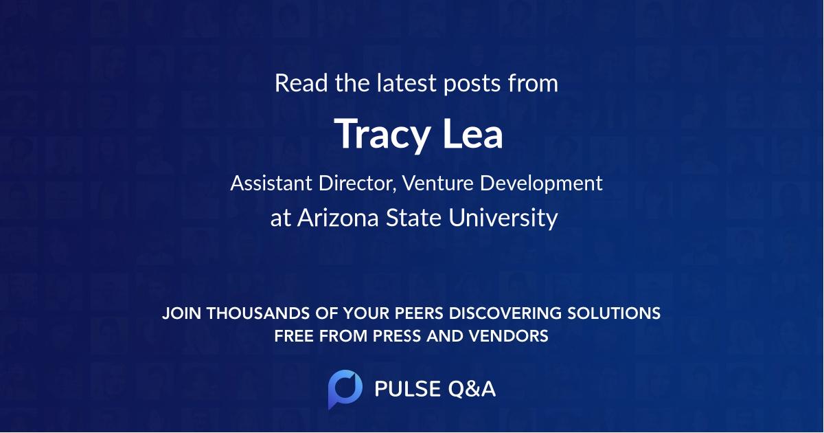 Tracy Lea