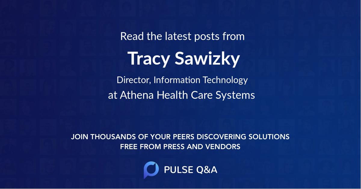 Tracy Sawizky