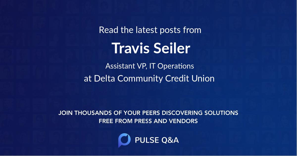 Travis Seiler