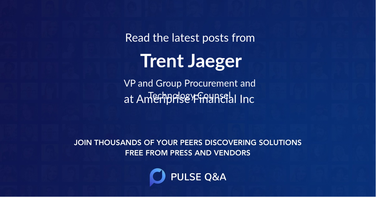 Trent Jaeger