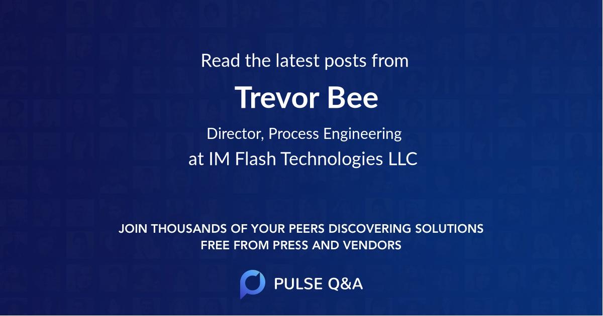 Trevor Bee