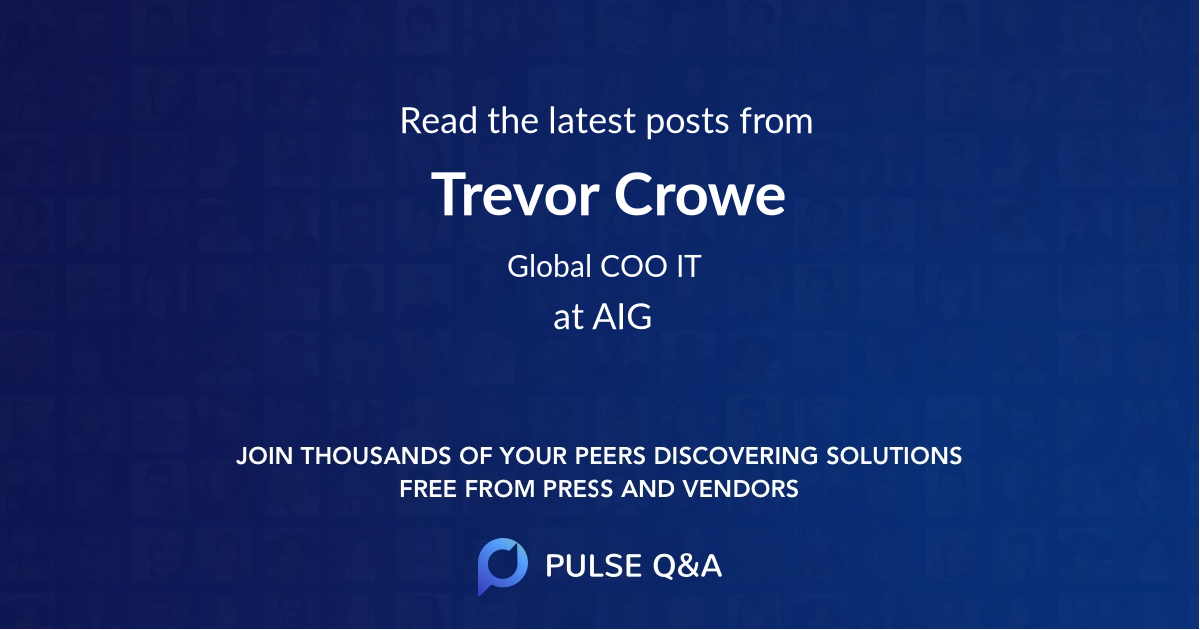Trevor Crowe