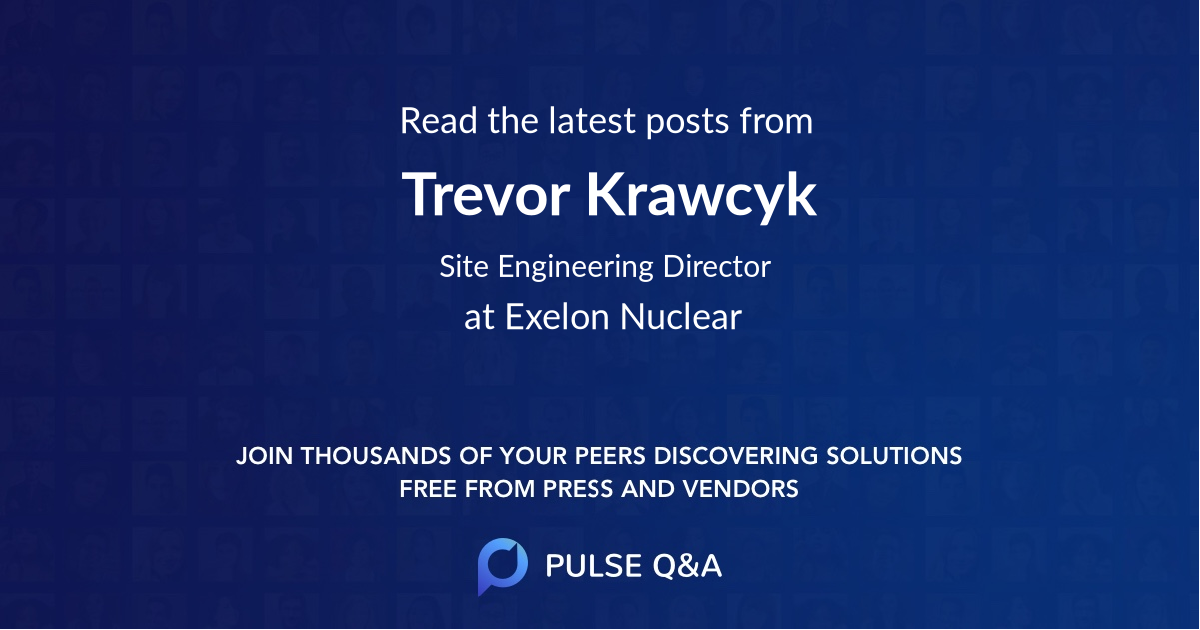 Trevor Krawcyk