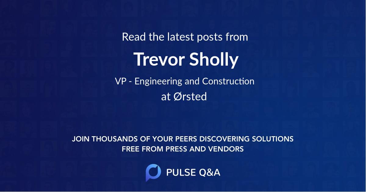 Trevor Sholly