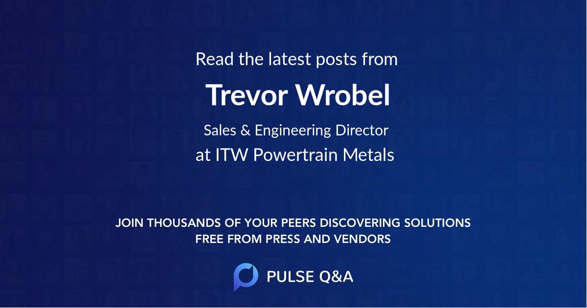 Trevor Wrobel
