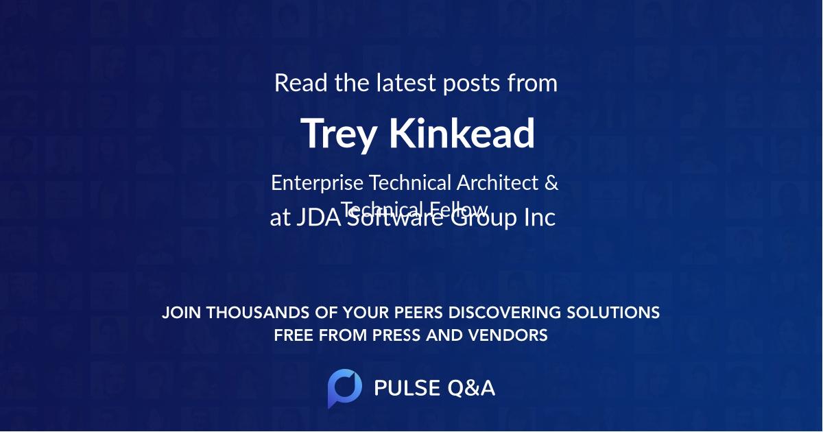 Trey Kinkead