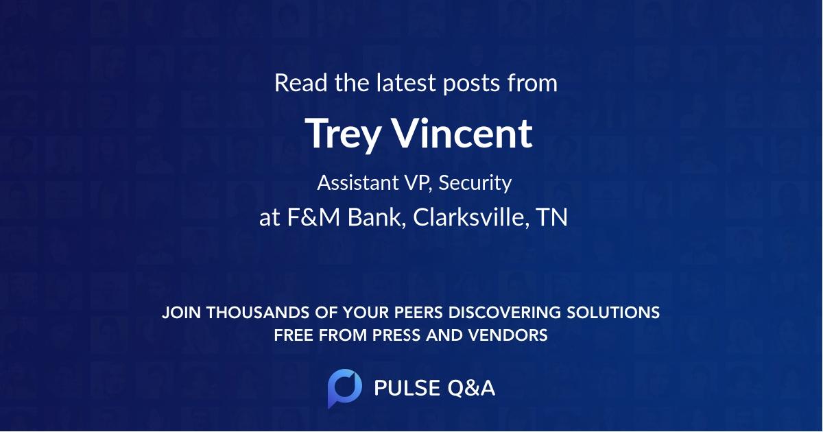 Trey Vincent