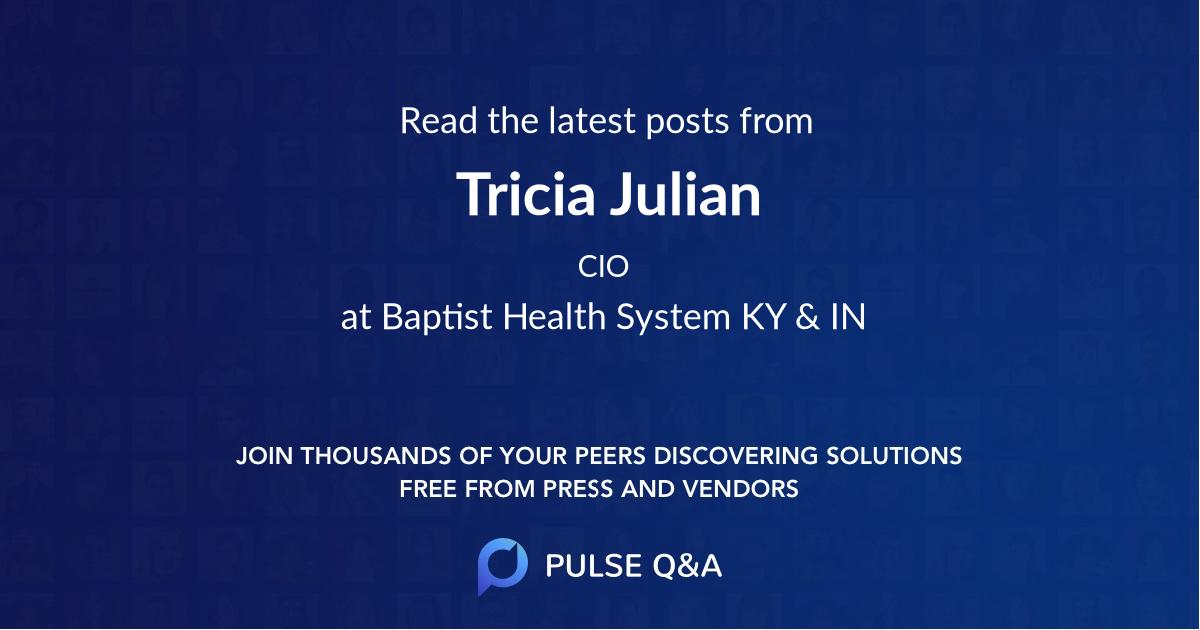 Tricia Julian