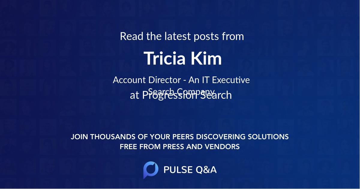 Tricia Kim