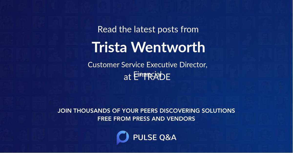 Trista Wentworth