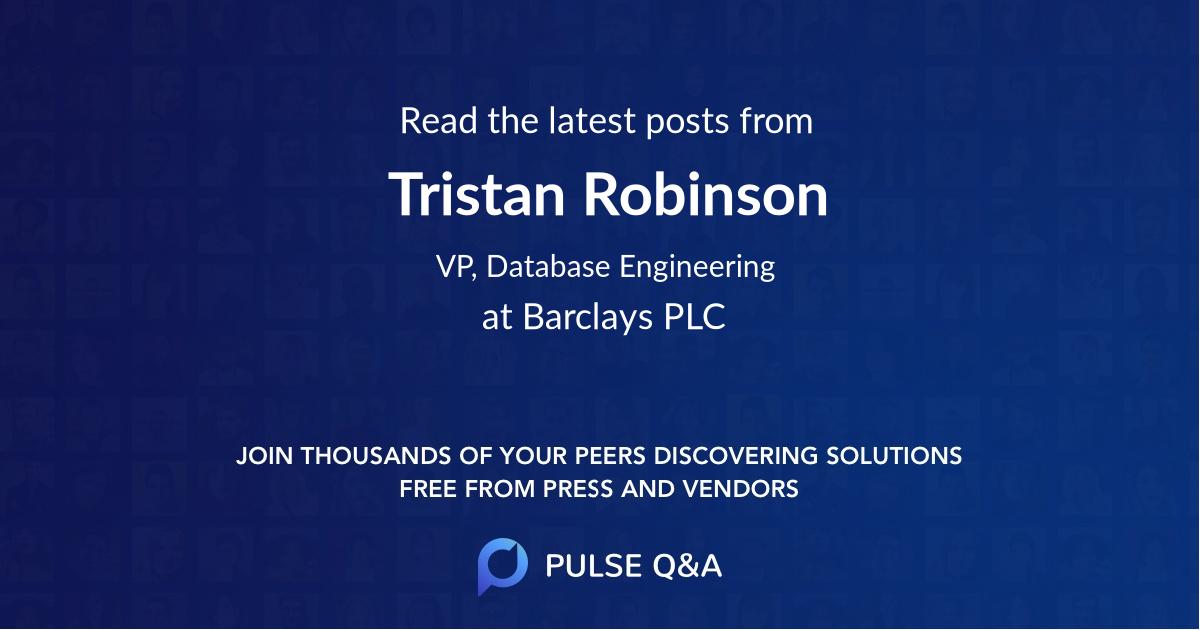 Tristan Robinson
