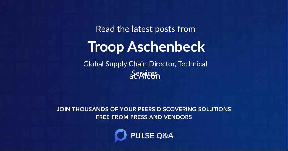 Troop Aschenbeck
