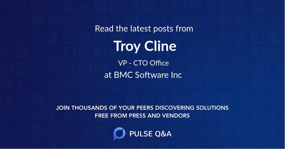 Troy Cline