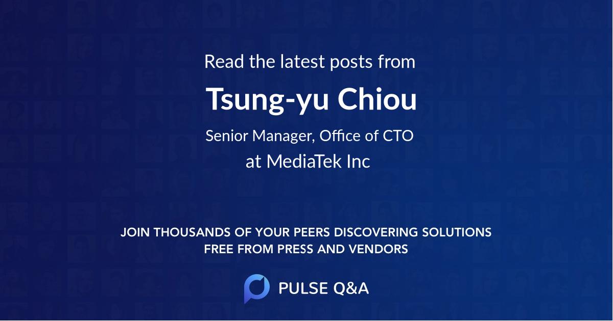 Tsung-yu Chiou