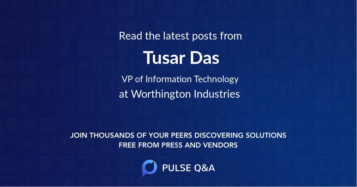 Tusar Das