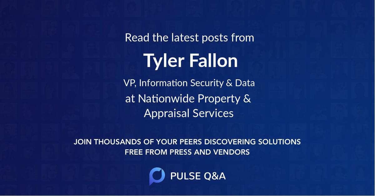 Tyler Fallon