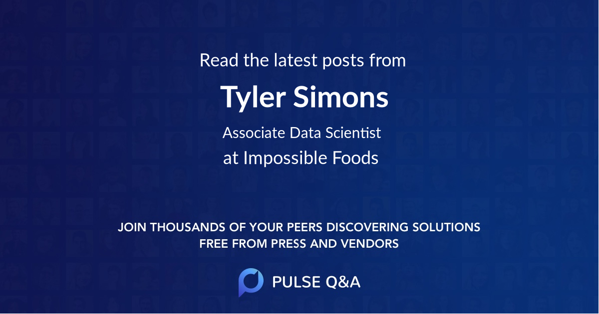 Tyler Simons