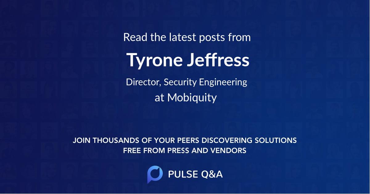 Tyrone Jeffress