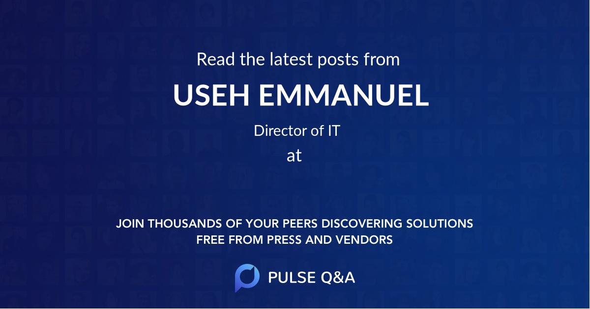 USEH EMMANUEL