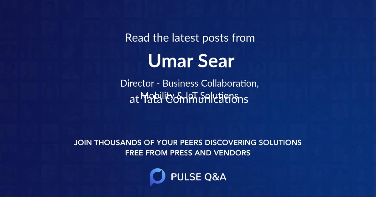 Umar Sear