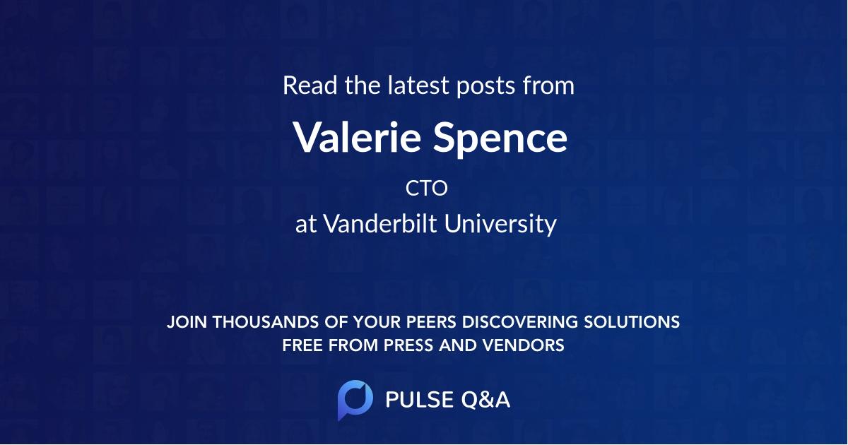 Valerie Spence