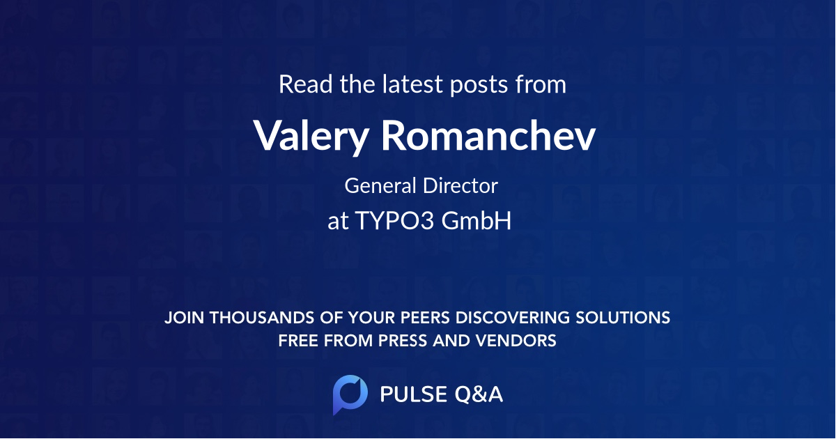 Valery Romanchev