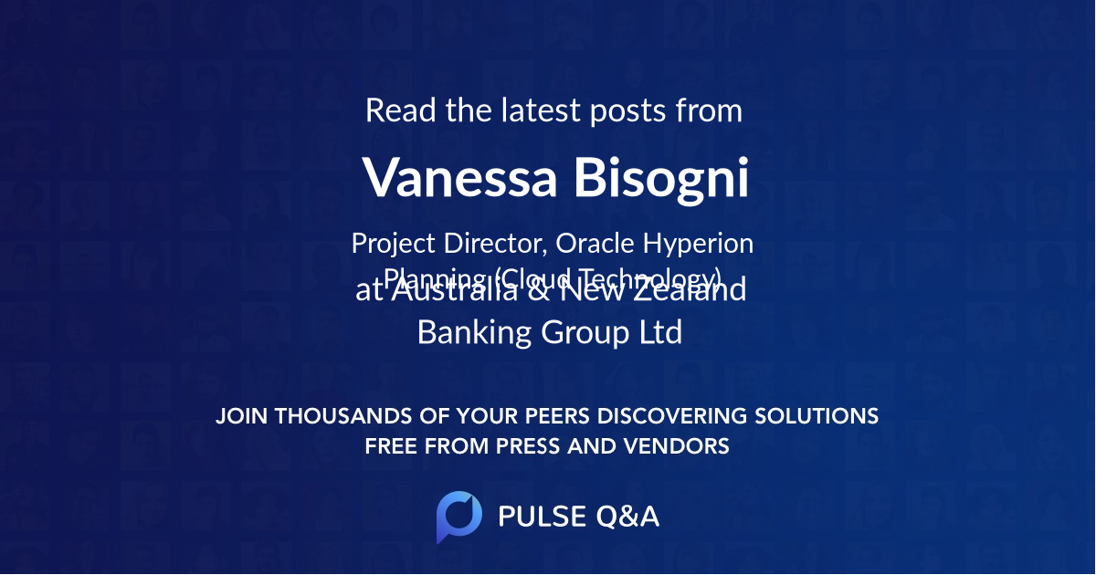 Vanessa Bisogni