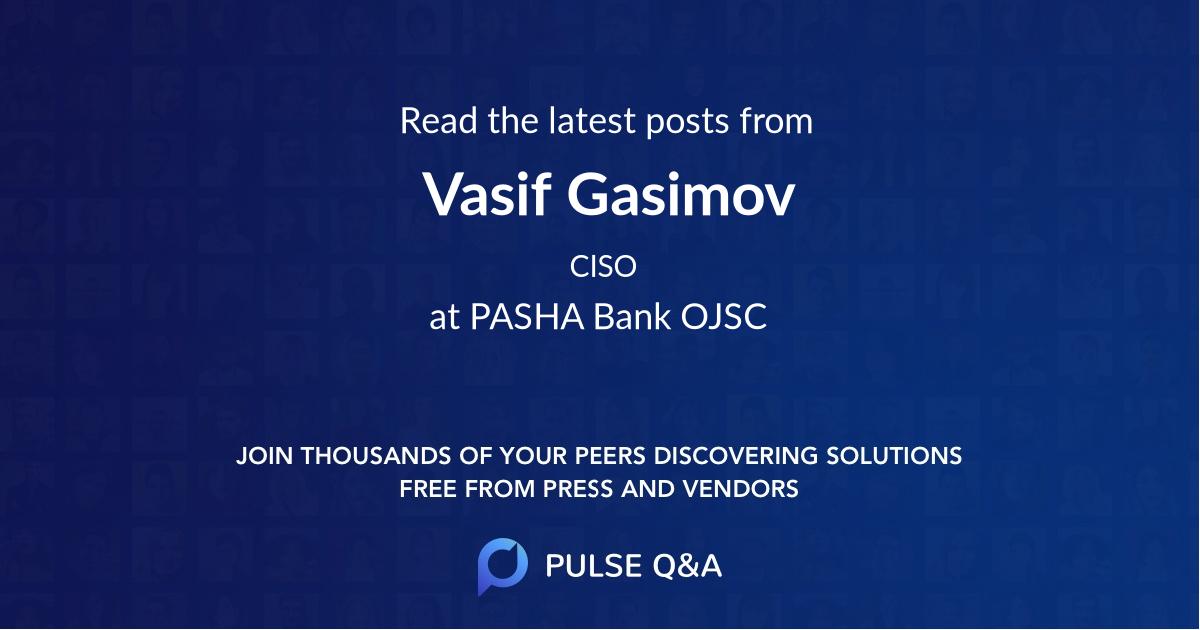 Vasif Gasimov