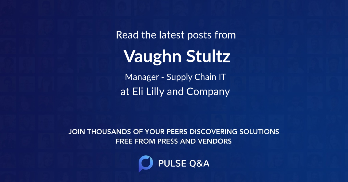 Vaughn Stultz